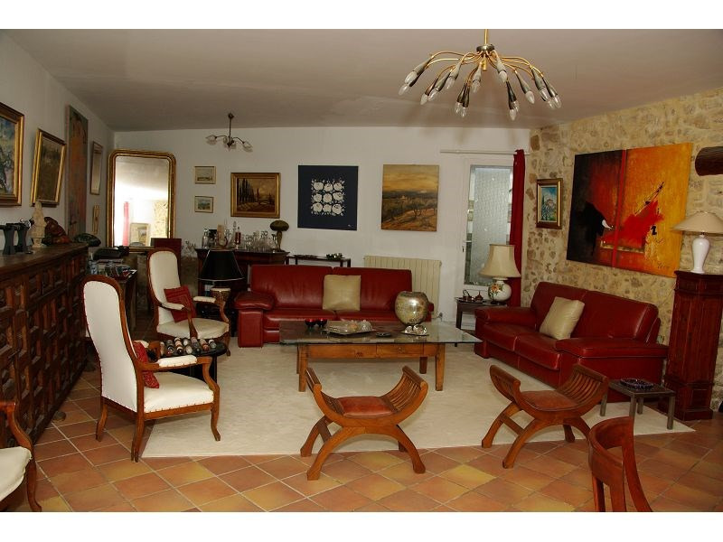 Deluxe sale house / villa Orange 595000€ - Picture 5