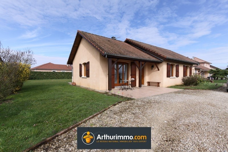 Sale house / villa Morestel 236500€ - Picture 1