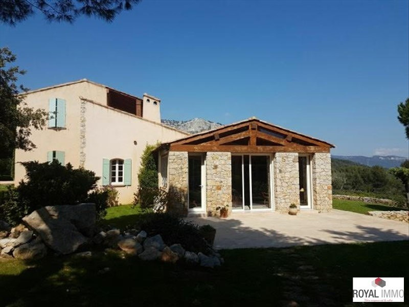 Deluxe sale house / villa Ollioules 2 260 000€ - Picture 7