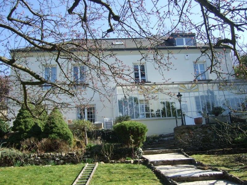 Vente maison / villa Montmorency 750000€ - Photo 2