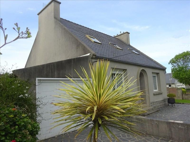 Sale house / villa Lannilis 144000€ - Picture 1