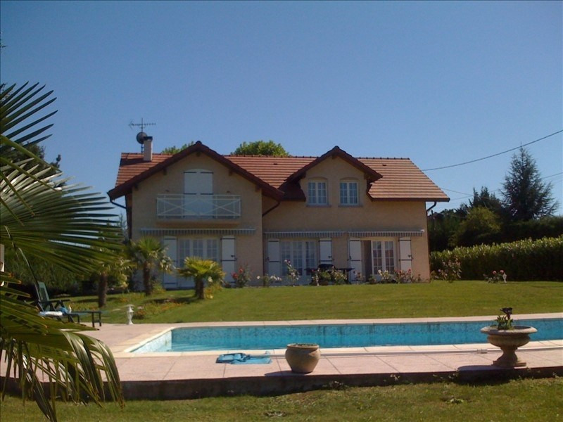 Deluxe sale house / villa Messery 1 160 000€ - Picture 1