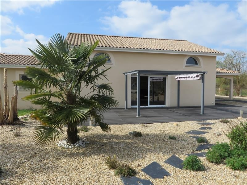 Sale house / villa Menesplet 355 000€ - Picture 6