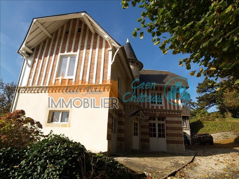 Venta  casa St come de fresne 486300€ - Fotografía 1