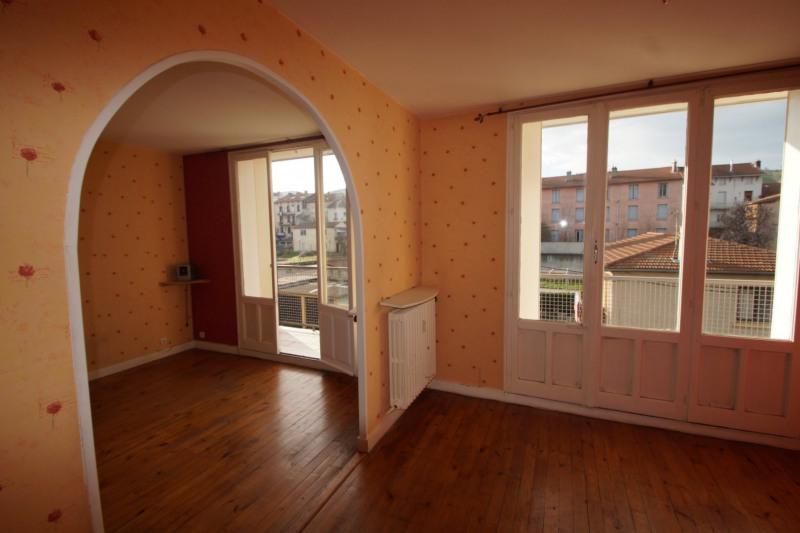 Revenda apartamento La ricamarie 55000€ - Fotografia 2
