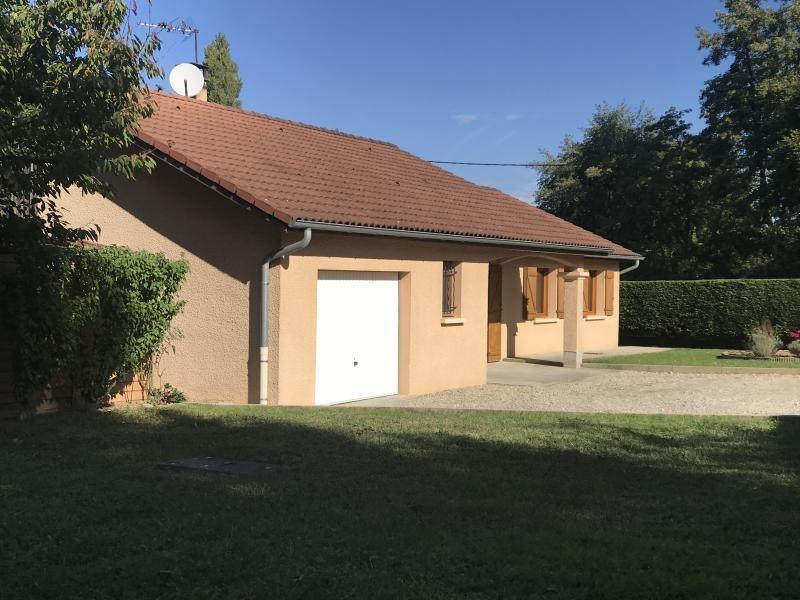 Vente maison / villa Valencin 310000€ - Photo 1