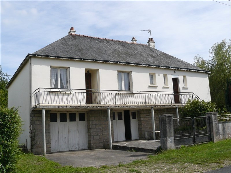 Vente maison / villa Josselin 89 400€ - Photo 4