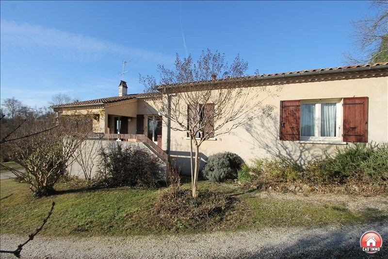Sale house / villa Lembras 197000€ - Picture 3