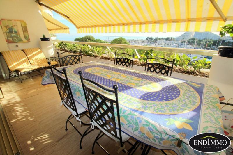 Deluxe sale apartment Villeneuve loubet 1245000€ - Picture 3