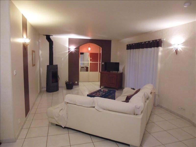 Vente maison / villa Savigny levescault 237000€ -  3
