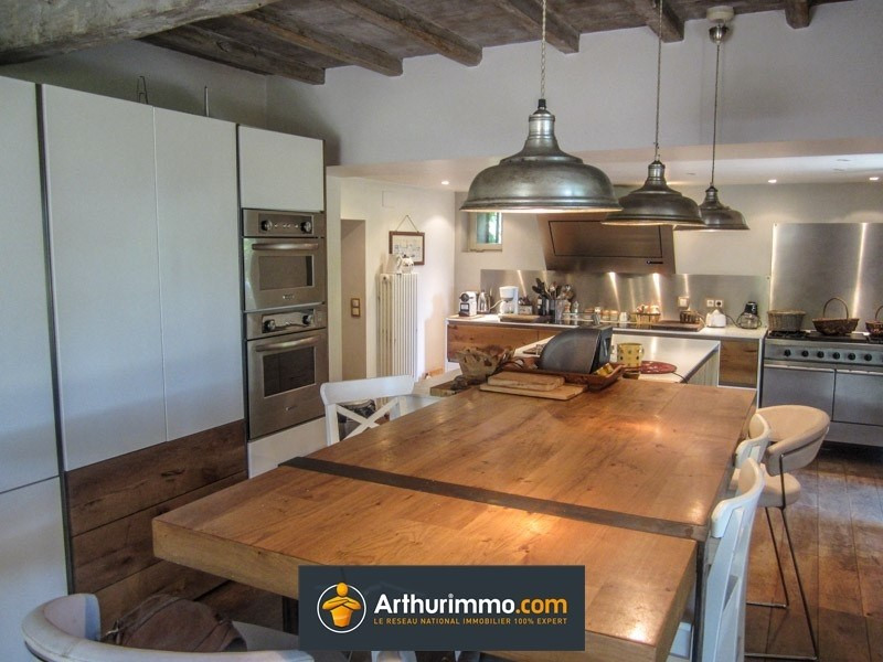 Deluxe sale house / villa Morestel 595000€ - Picture 10