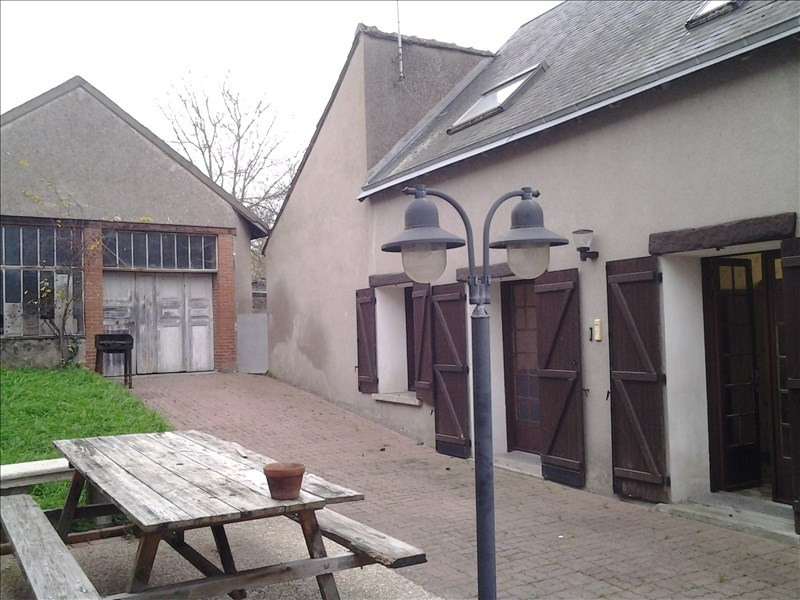 Sale house / villa Mer 196000€ - Picture 1