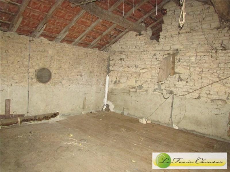 Vente maison / villa Aigre 89000€ - Photo 11