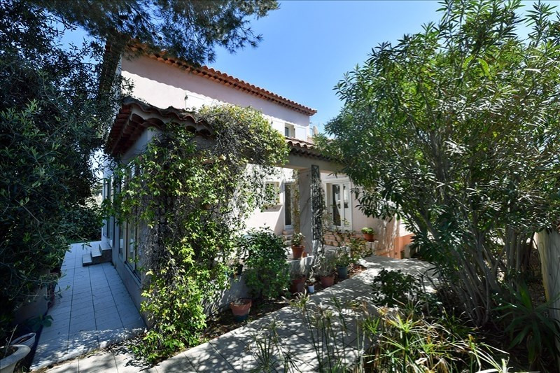 Vente maison / villa Six fours les plages 528000€ - Photo 8