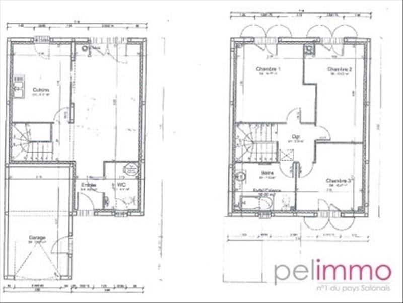 Vente maison / villa Alleins 235000€ - Photo 5