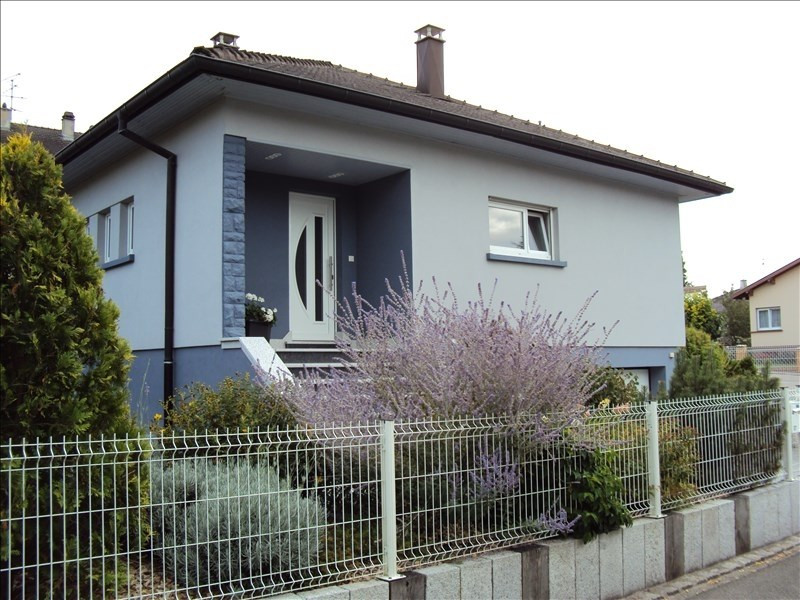 Sale house / villa Riedisheim 397 000€ - Picture 1