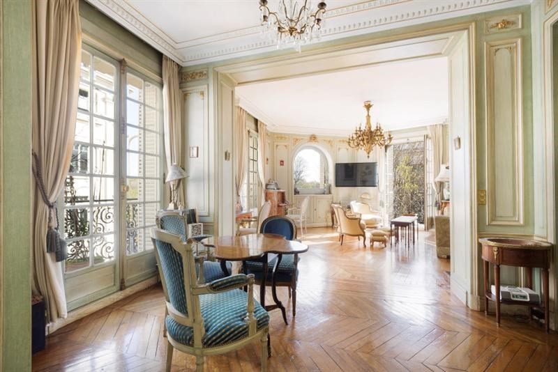 Verkoop van prestige  appartement Paris 8ème 3700000€ - Foto 1