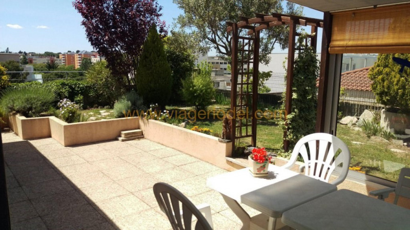 Viager appartement Montpellier 140 000€ - Photo 1