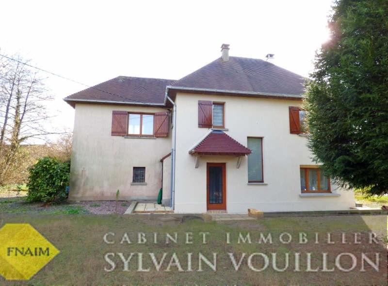 Revenda casa Villers sur mer 228000€ - Fotografia 1