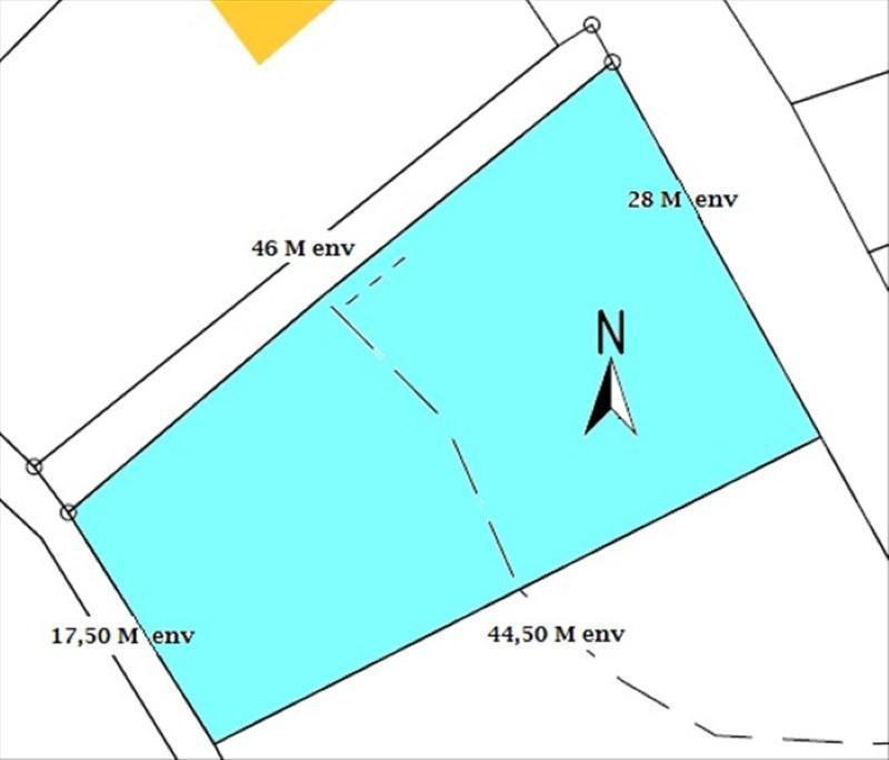 Sale site Mahalon 48150€ - Picture 2