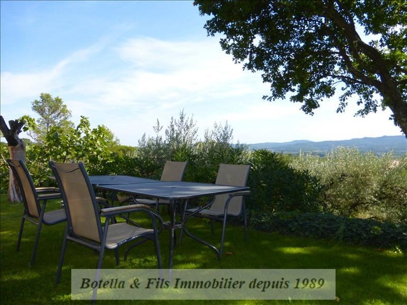 Vente maison / villa Goudargues 600000€ - Photo 3