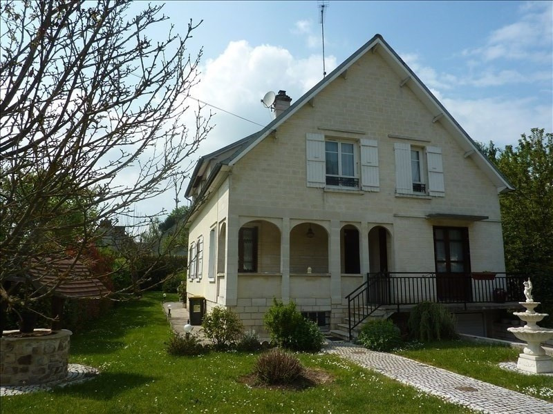 Vente maison / villa Nanteuil le haudouin 340000€ - Photo 5