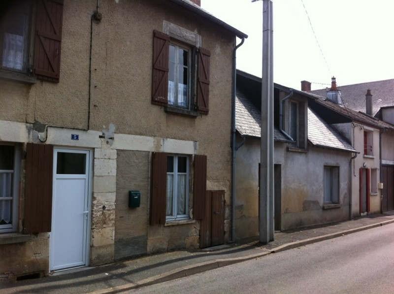 Sale house / villa Henrichemont 67000€ - Picture 1