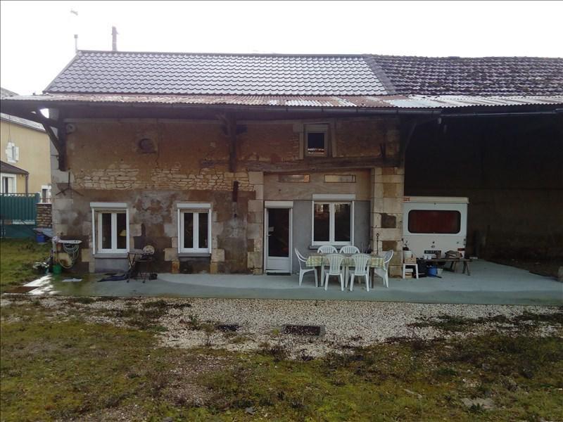 Sale house / villa Etais la sauvin 70000€ - Picture 9