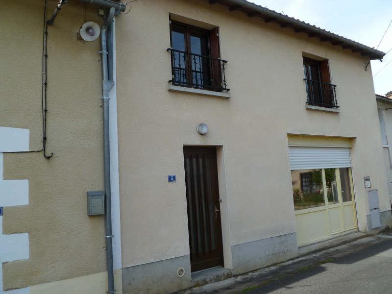 Location maison / villa St benoit 550€ CC -  1