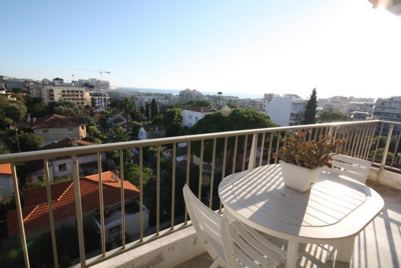 Rental apartment Juan les pins 1 630€ CC - Picture 1