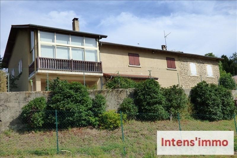 Vente maison / villa Peyrins 315000€ - Photo 1