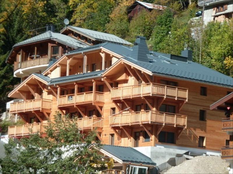 Sale apartment Morzine 539000€ - Picture 1
