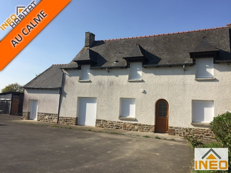 Location maison / villa Irodouer 650€ CC - Photo 1
