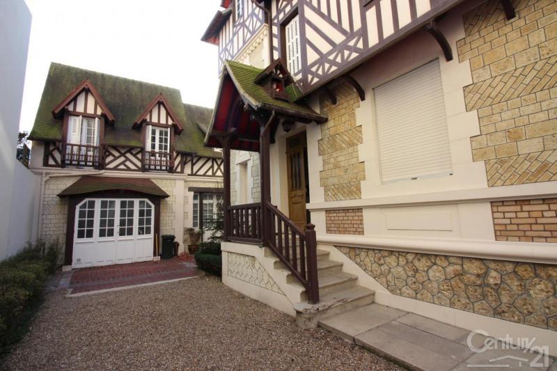 Immobile residenziali di prestigio casa Deauville 1290000€ - Fotografia 1