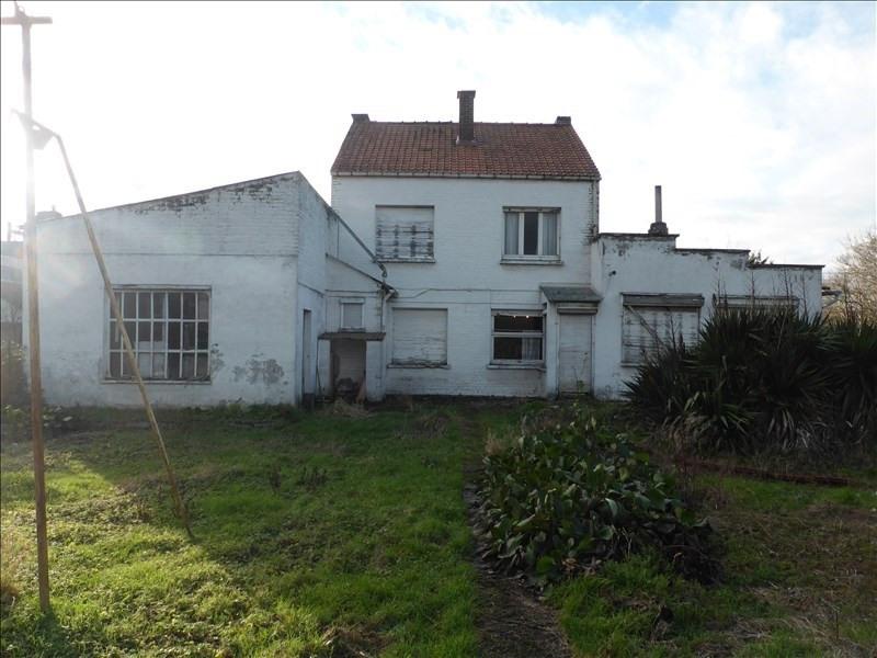 Vente maison / villa Cuinchy 137000€ - Photo 1