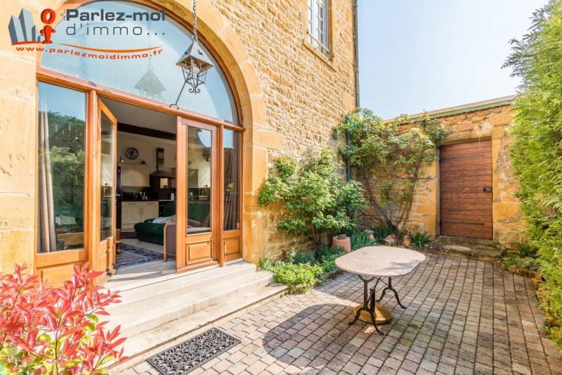 Vente appartement Saint-germain-sur-l'arbresle 249000€ - Photo 11
