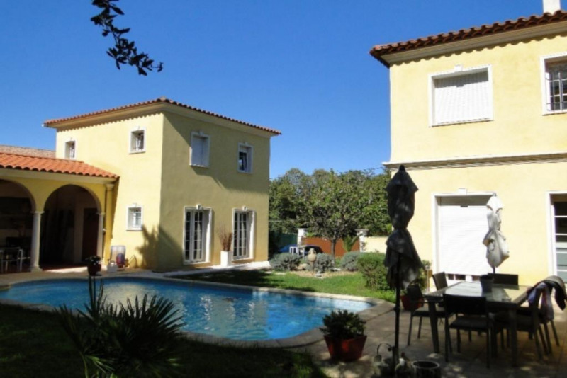 Deluxe sale house / villa Juan les pins 2 100 000€ - Picture 2