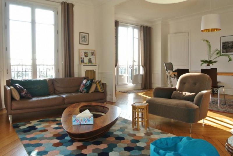 Sale apartment Le raincy 485000€ - Picture 1