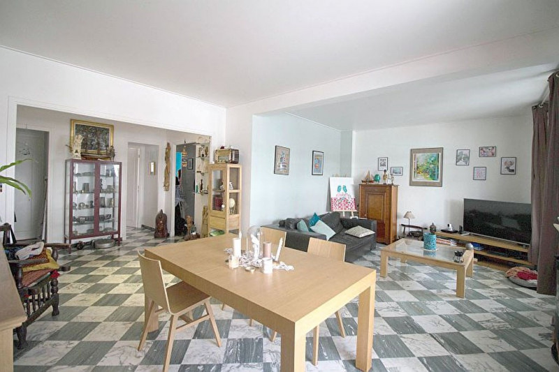 Sale apartment Nice 480000€ - Picture 2