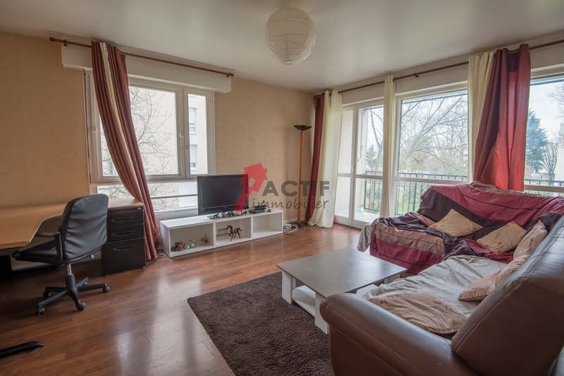 Vente appartement Evry 140 000€ - Photo 2