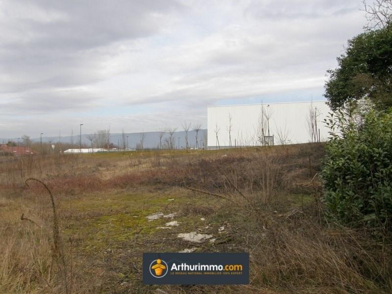 Vente terrain Morestel 56000€ - Photo 3