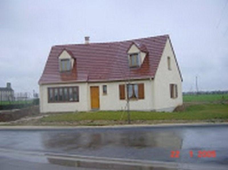 Description de Projet de construction à SaintAubindesBois