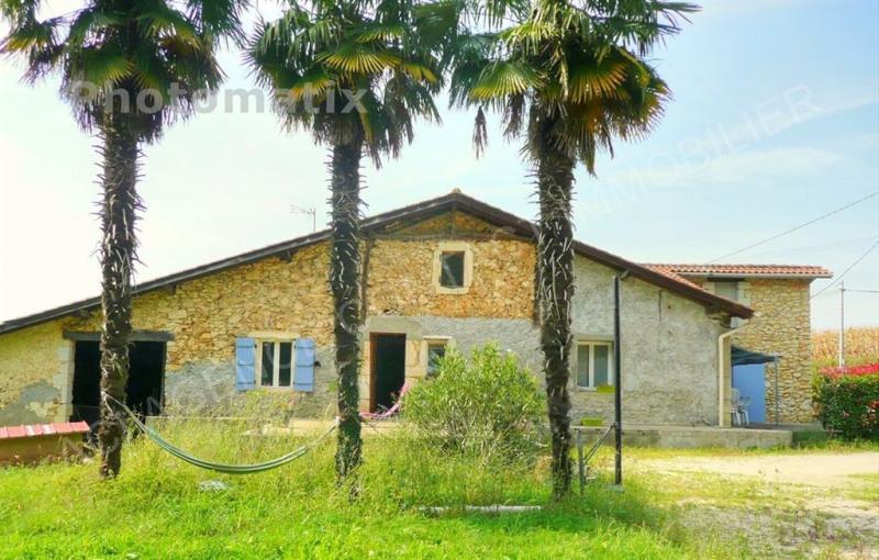 Sale house / villa St sever 195000€ - Picture 1