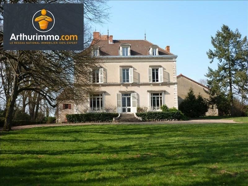 Deluxe sale house / villa Iguerande 435000€ - Picture 1