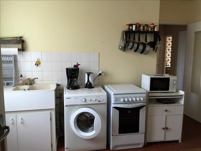 Sale house / villa St vincent sur jard 166400€ - Picture 3