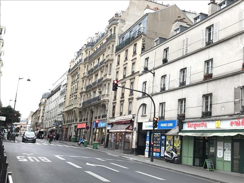 Vente appartement Paris 10ème 630000€ - Photo 1