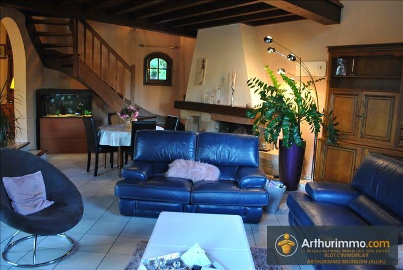 Vente maison / villa St alban de roche 399000€ - Photo 2