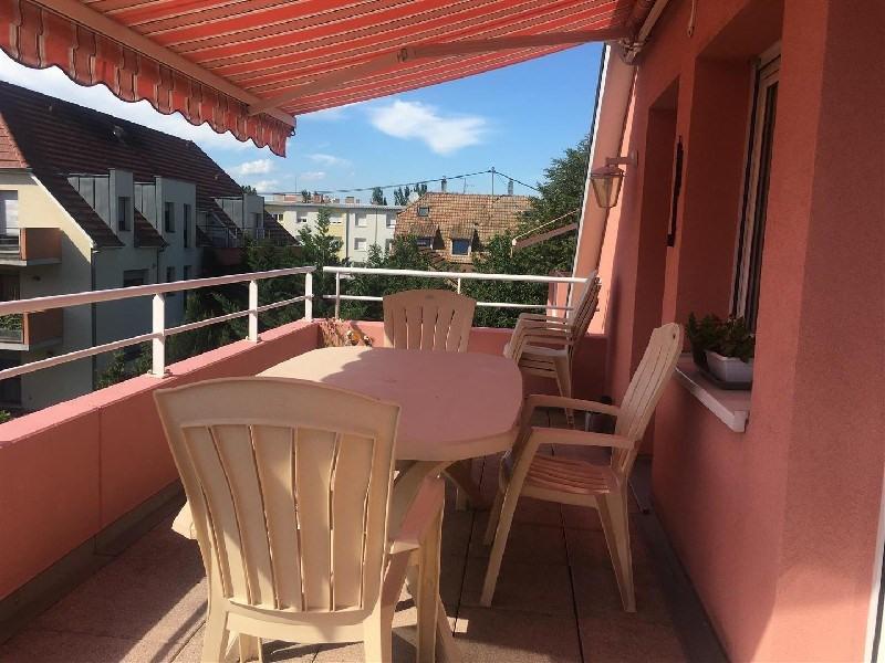 Verkoop  appartement Wintzenheim 273000€ - Foto 6