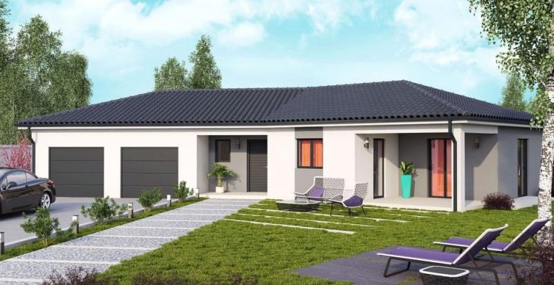 Maison  4 pièces + Terrain 768 m² Hurigny par DEMEURES CALADOISES