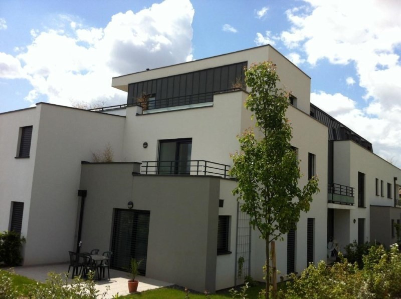 Rental apartment Mittelhausbergen 854€ CC - Picture 2
